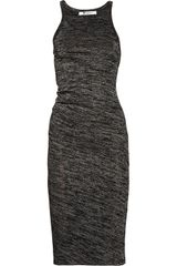 T By Alexander Wang Jersey Tank Dress