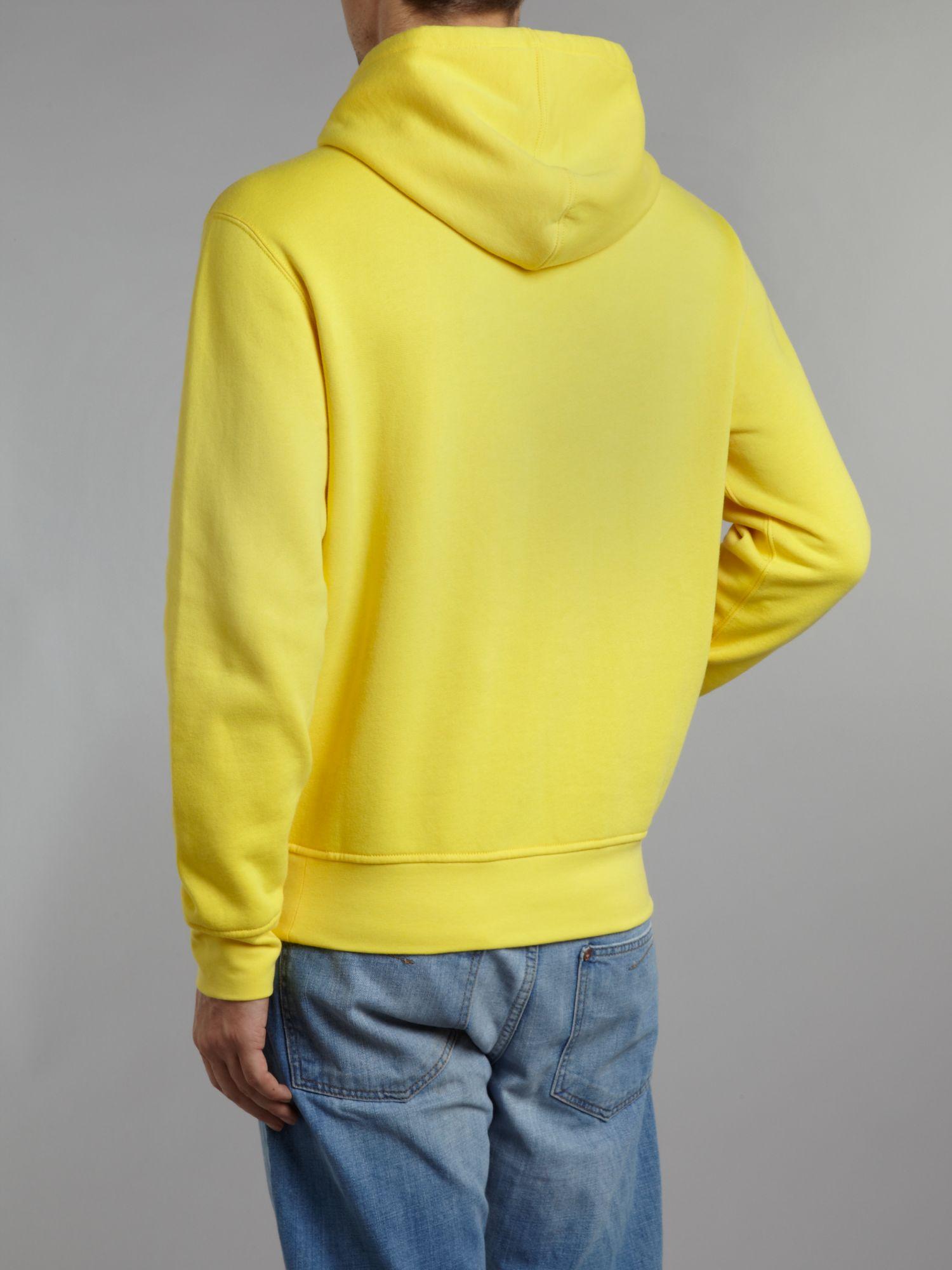 Ralph Lauren Polo Classic Big Pony Sweatshirt Ivory