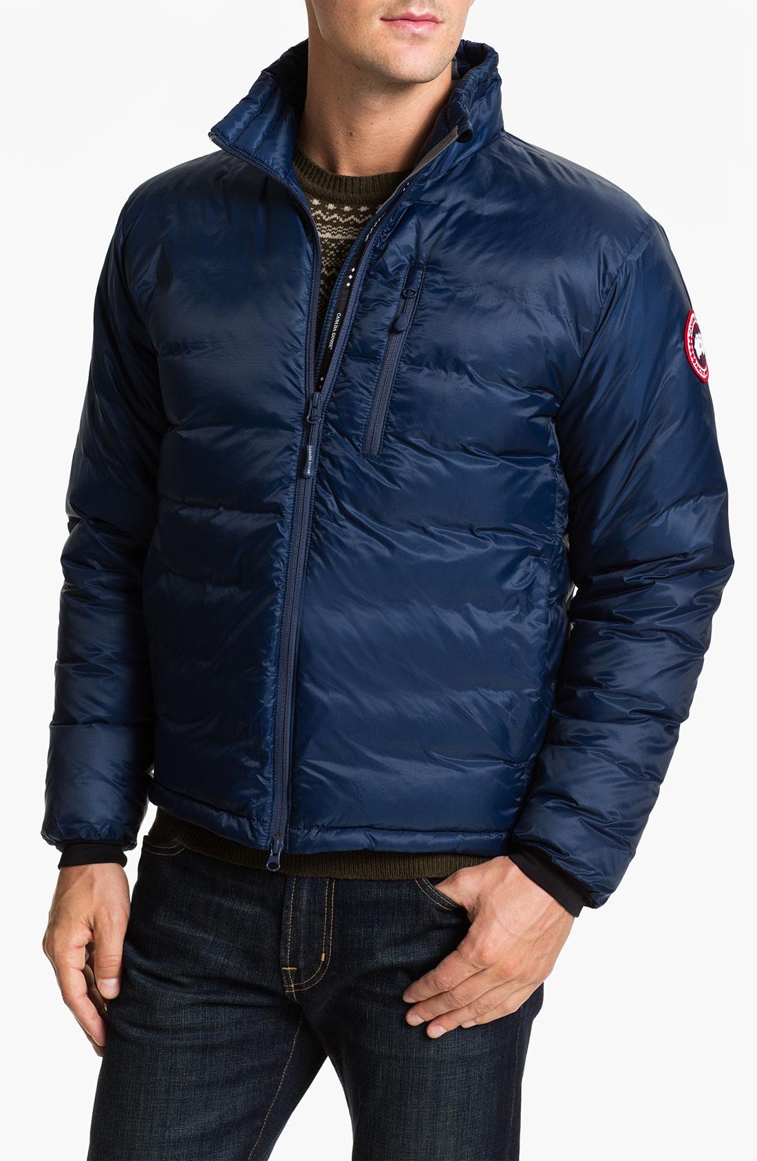 9ec72f26c355 reduced canada goose lodge down jacket spirit 3a44a d4e3c