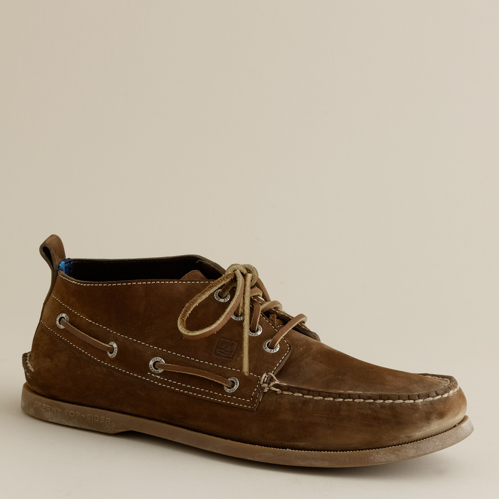 Mens Red Sperry Shoes