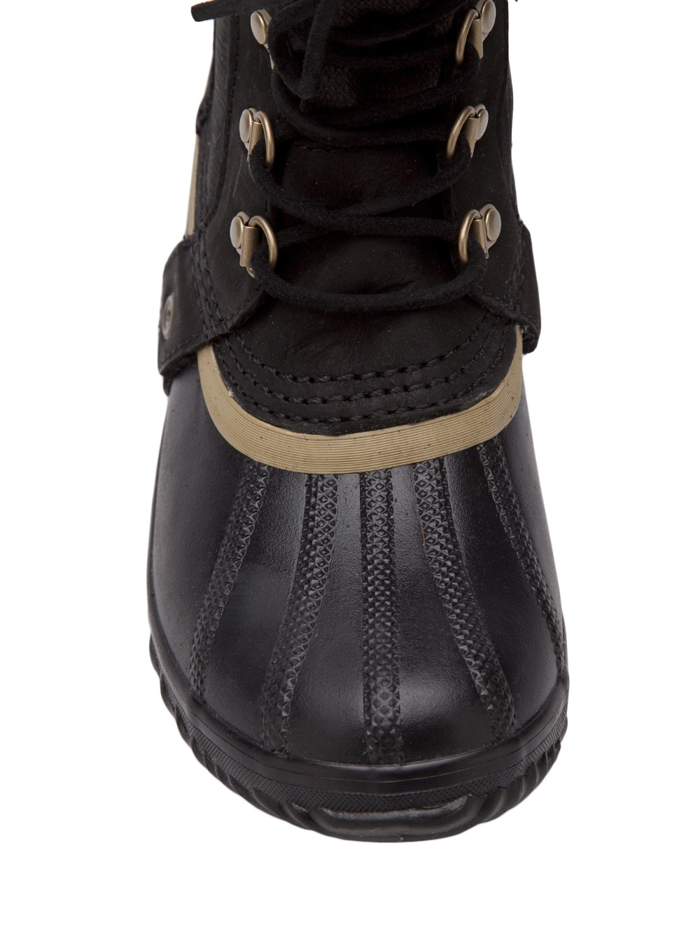 Sorel Conquest Carly Tall Boot in Black