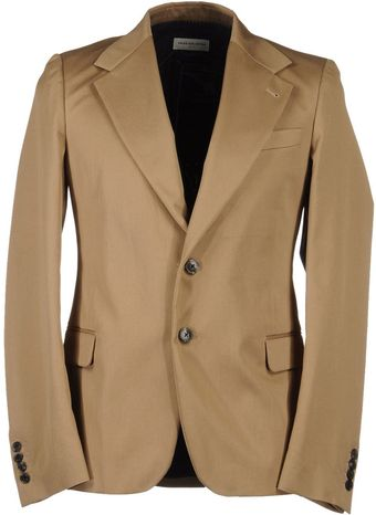 Dries Van Noten Blazer - Lyst