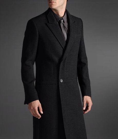 Пальто армани