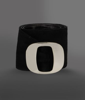 Giorgio Armani Leather Belt - Lyst