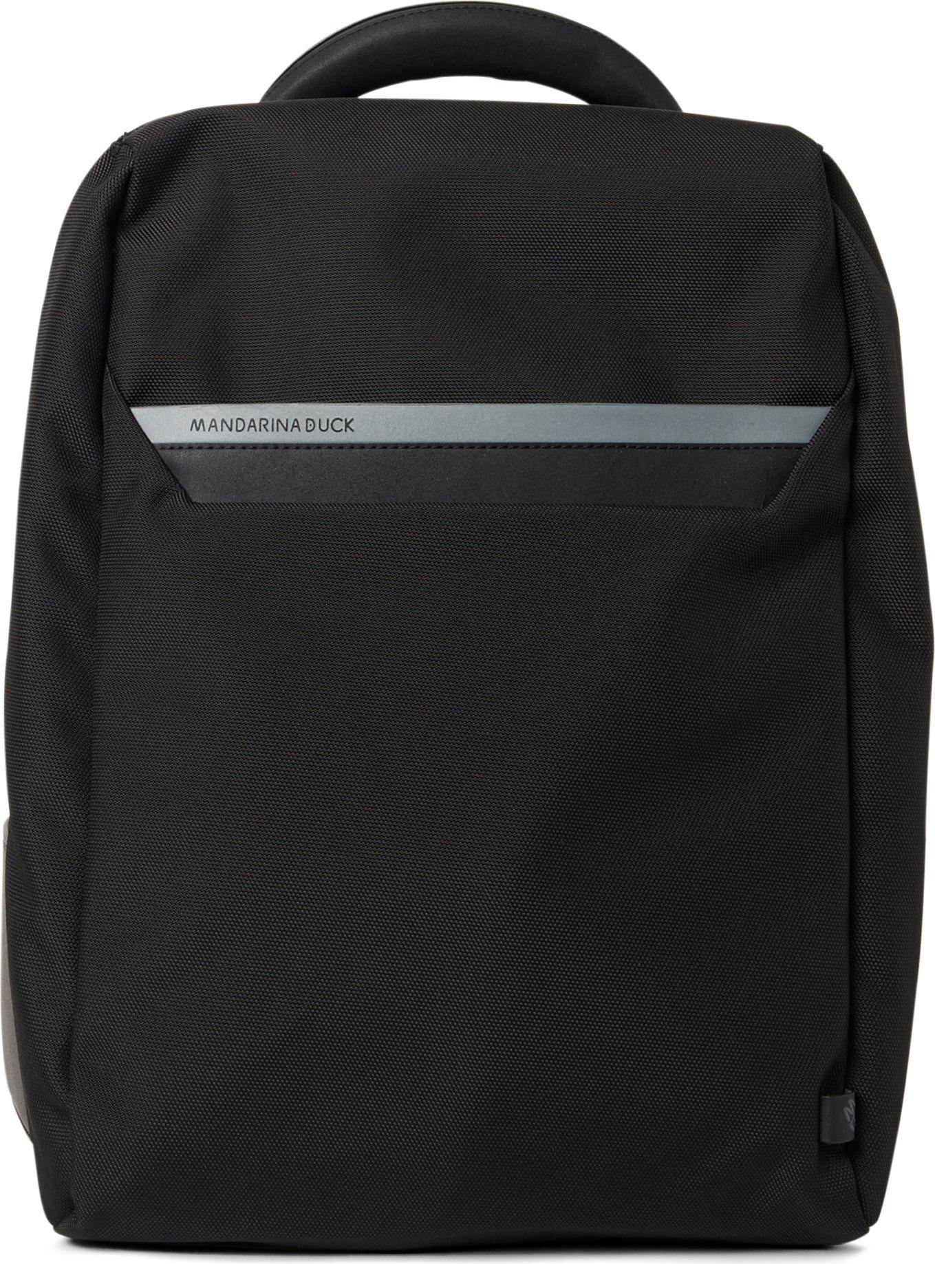 Mandarina Duck Work 14 Laptop Backpack In Black For Men Lyst