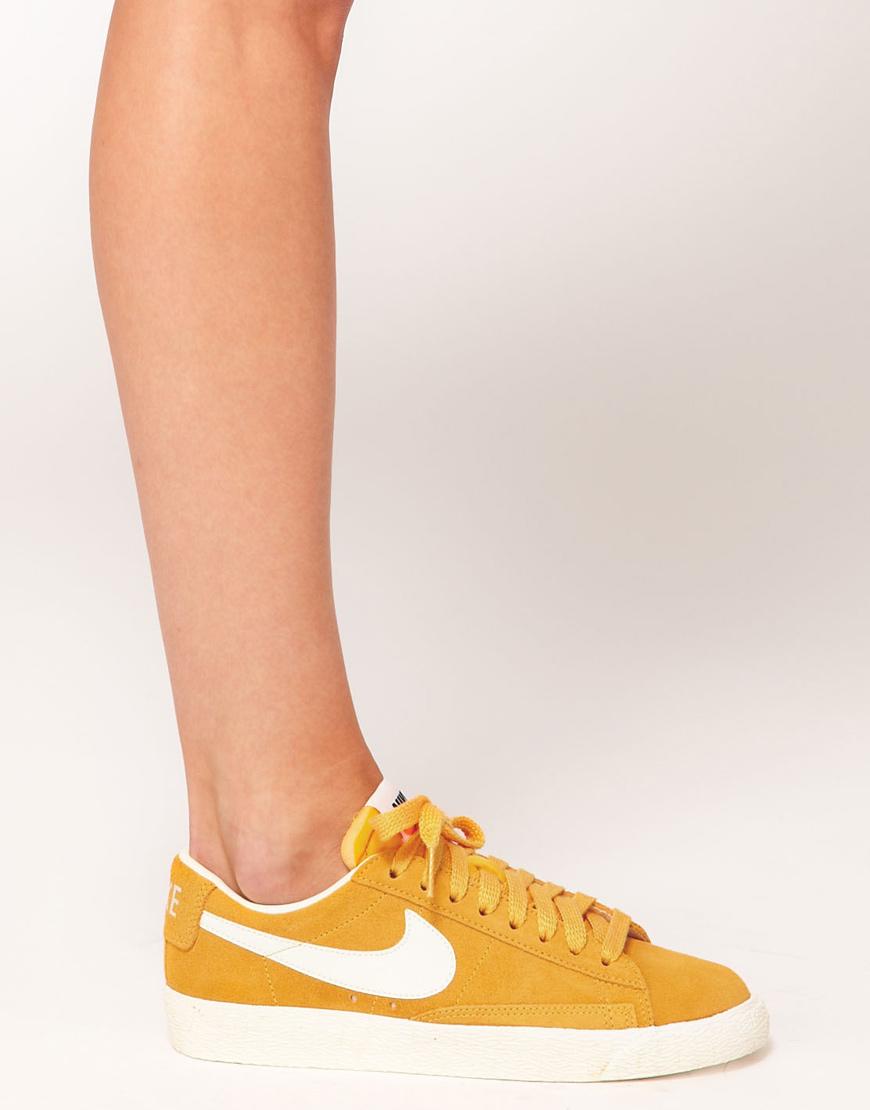 online retailer 77a18 ab218 new zealand nike blazer yellow sole 6e0b7 86303