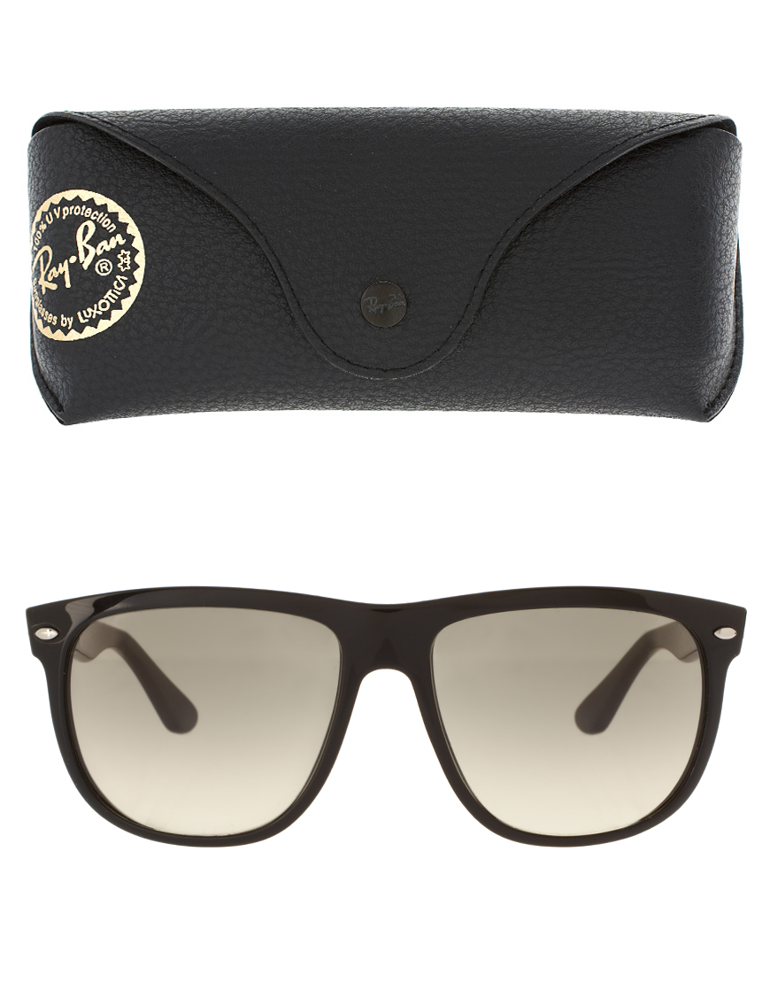 2d86cca298 Flat Black Ray Ban Wayfarers Glasses « Heritage Malta