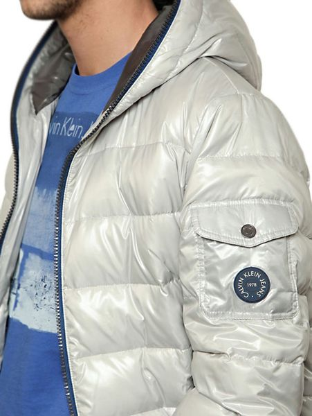 Mens White Down Jacket Down Jacket in White For