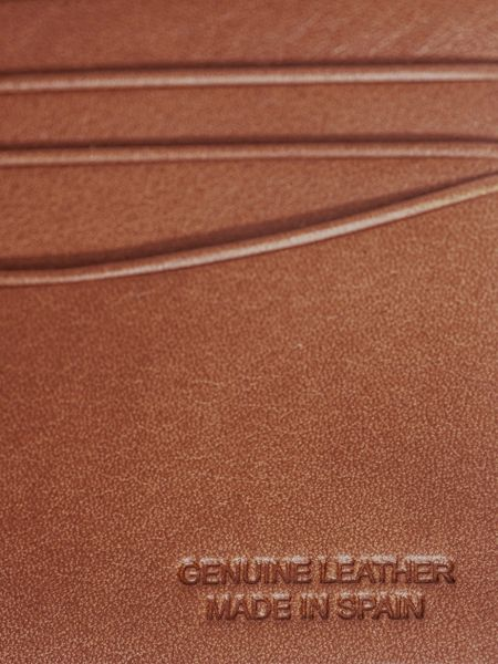 Paul Smith Burnished Edge Leather Wallet Paul Smith Burnished Edge