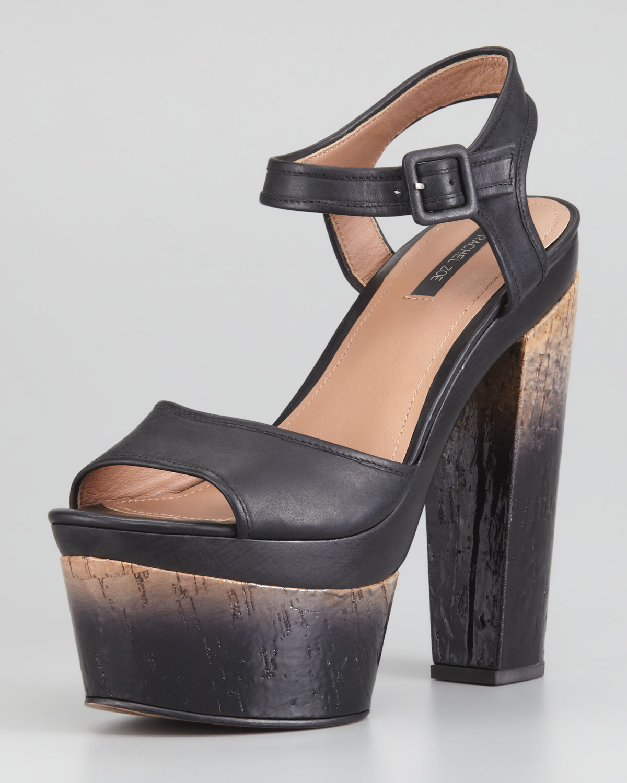 New Aldo Women Shoes Black Lacquered Heels