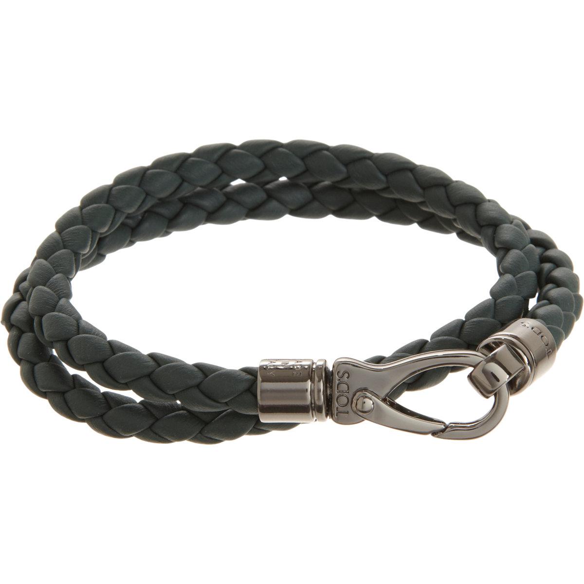 Tod's Leather Bracelet RqpmIq4Yu1