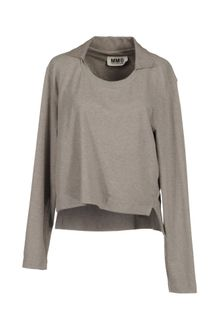 Mm6 By Maison Martin Margiela Sweatshirt - Lyst
