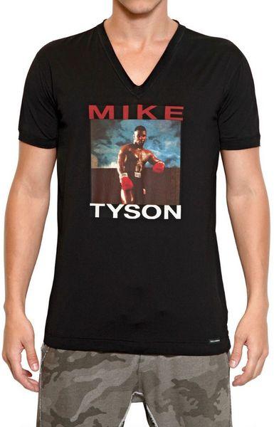 Mike Tyson Designer T Shirts