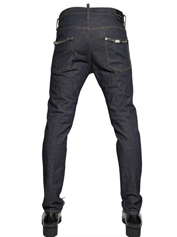 DSquared² 165cm Cool Guy Stretch Denim Jeans in Blue for Men