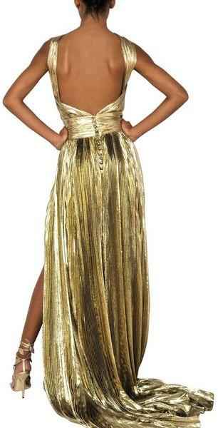 Gold Caviar Emilio Pucci Dress Dress in Gold Emilio Pucci