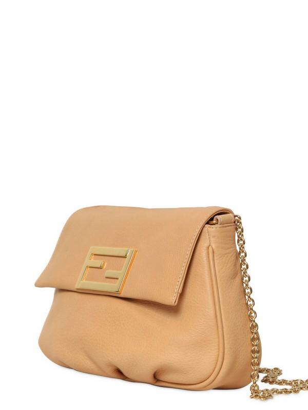 ALDO Shilkuski Clutch Bag with Strap in Nude (Natural) - Lyst