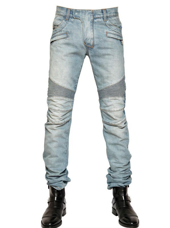 Washed Jeans For Men