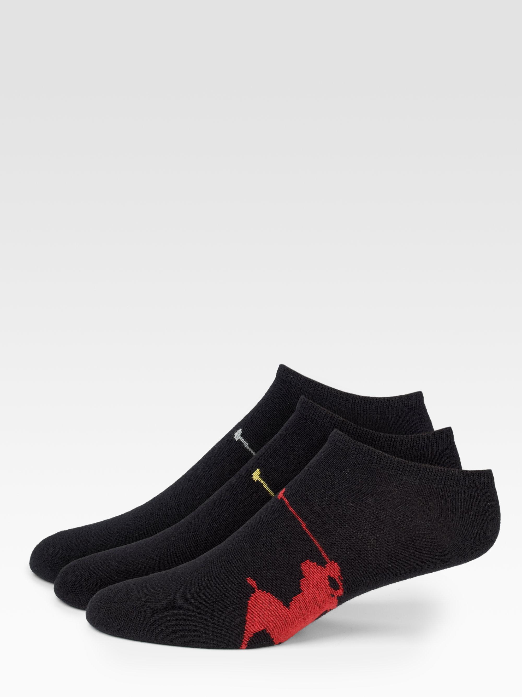 Potos biq black sock