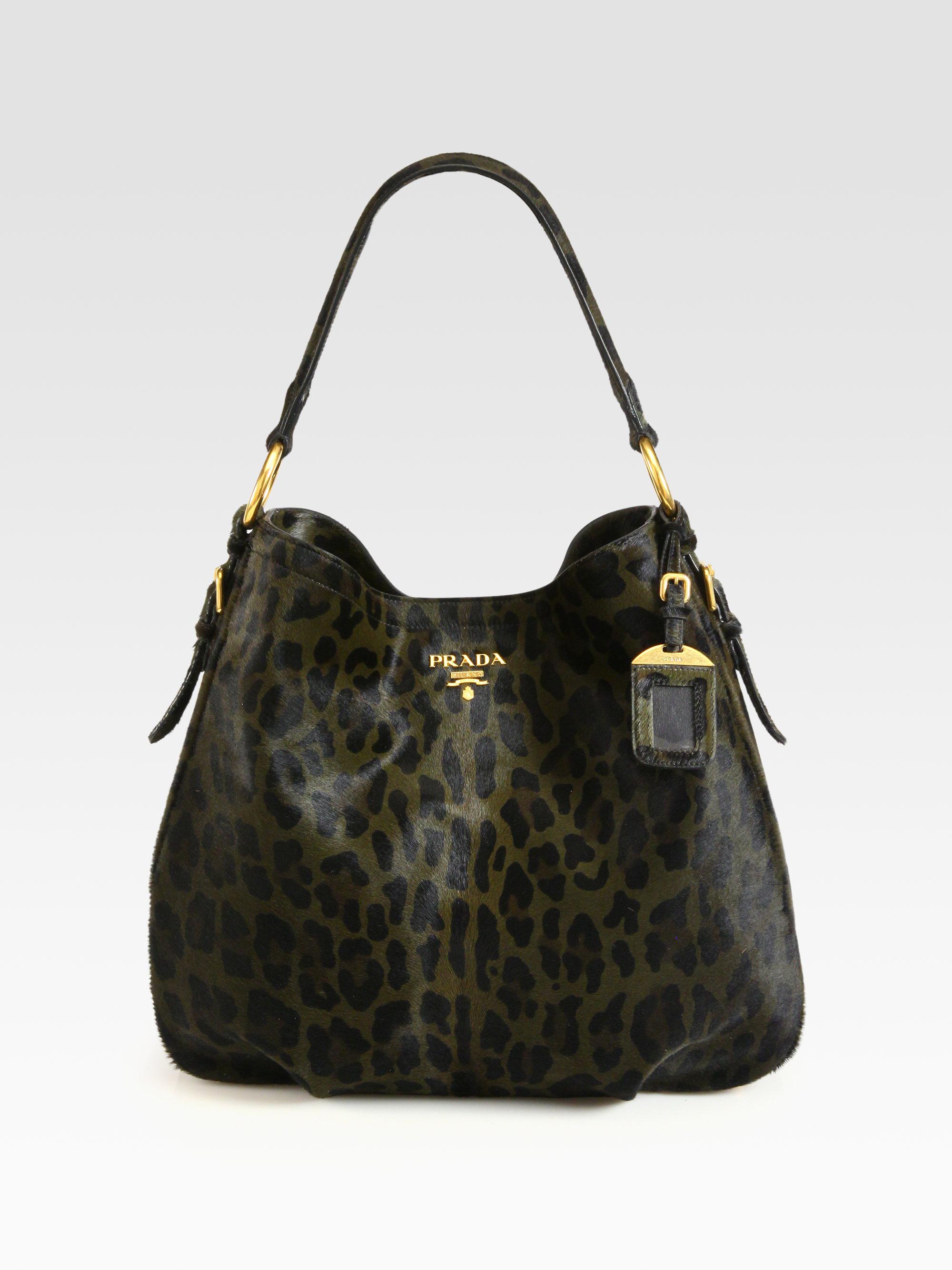 www prada handbag com - prada cavallino calf hair double bag, fake prada purses