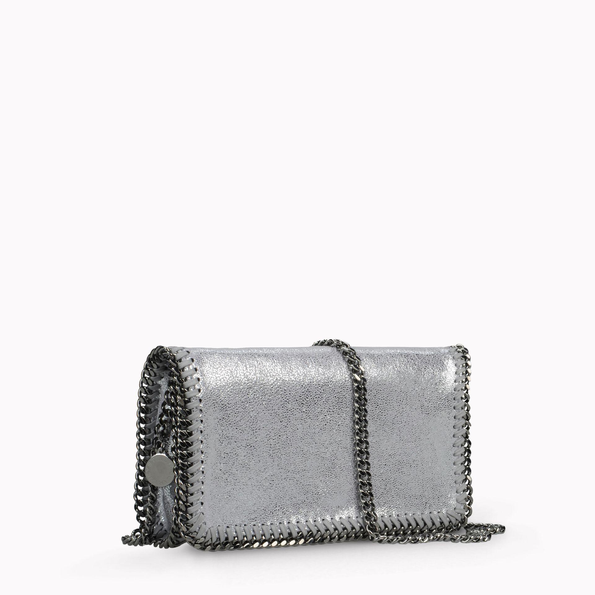 7a059f87ac5a Lyst - Stella McCartney Cross Body Bag in Metallic