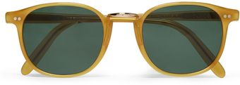 Cutler & Gross Squareframe Acetate Sunglasses - Lyst