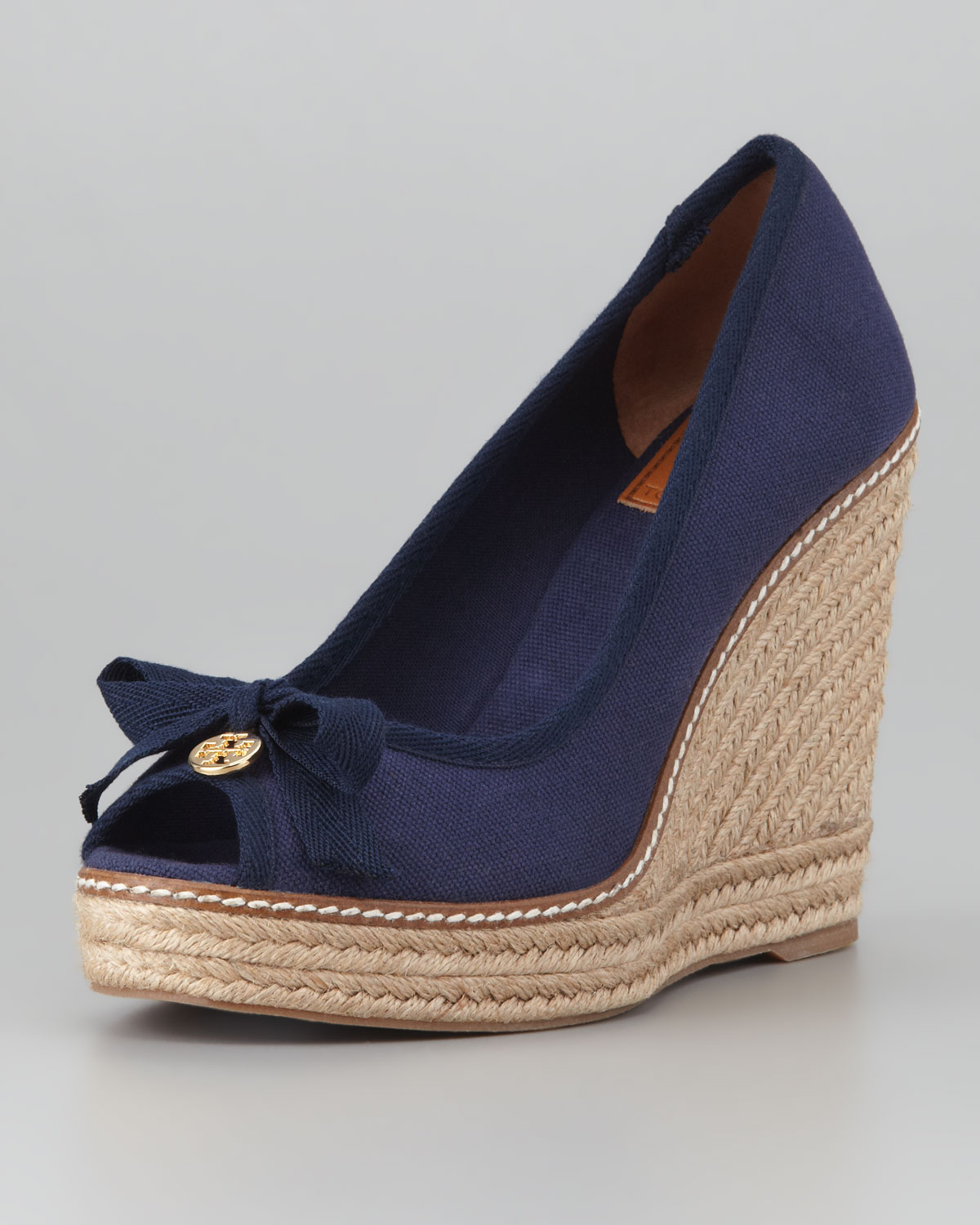 20a436a409a Navy Blue Espadrille Wedges - Best Picture Of Blue Imageve.Org