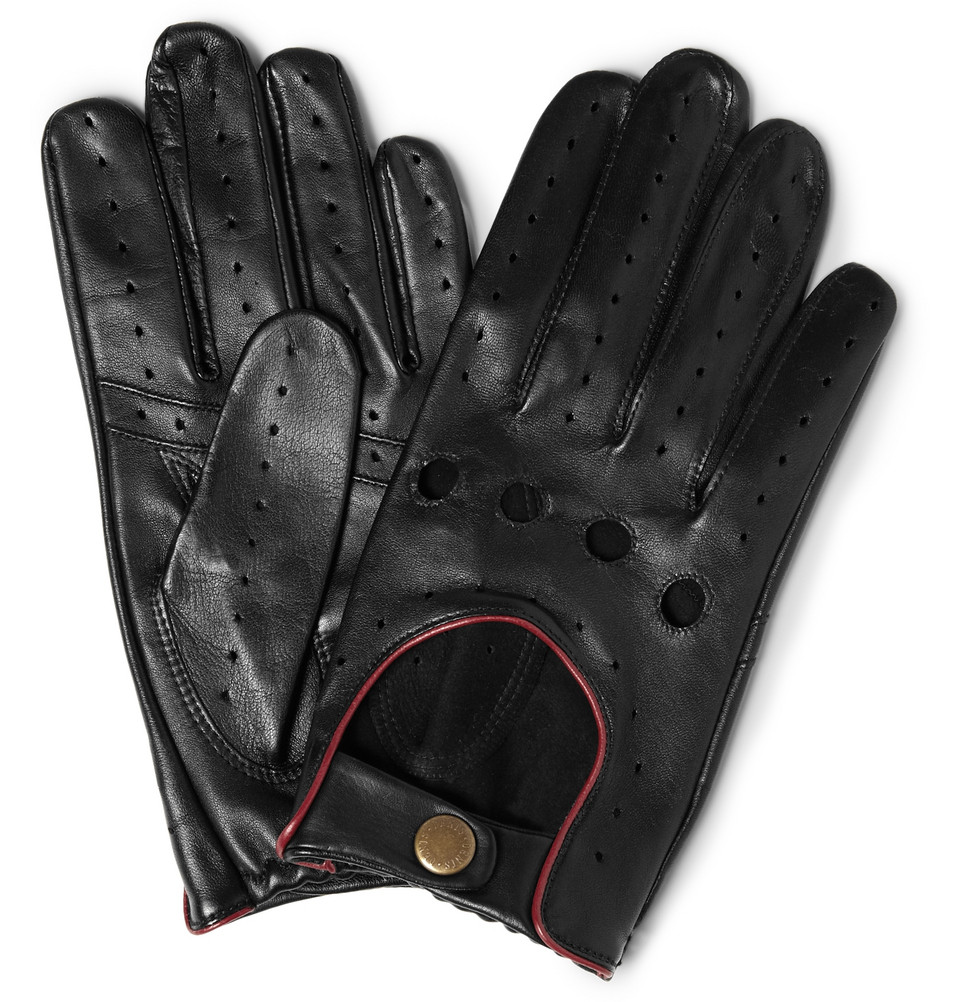 Mens leather driving gloves nordstrom - Driving Leather Gloves