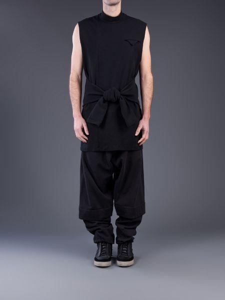 Baggy High Waisted Trouser
