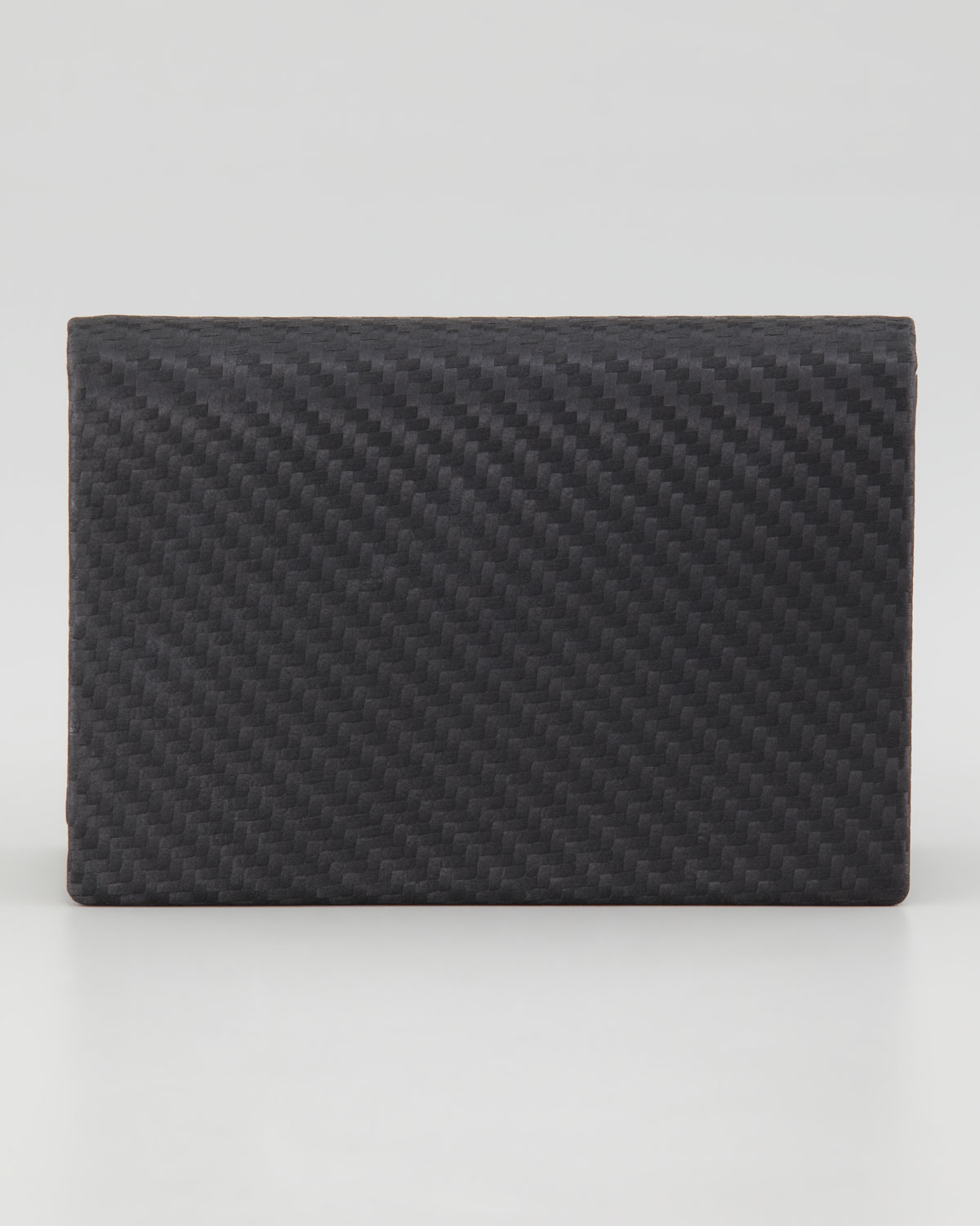 Dunhill Business Card Case in Black for Men