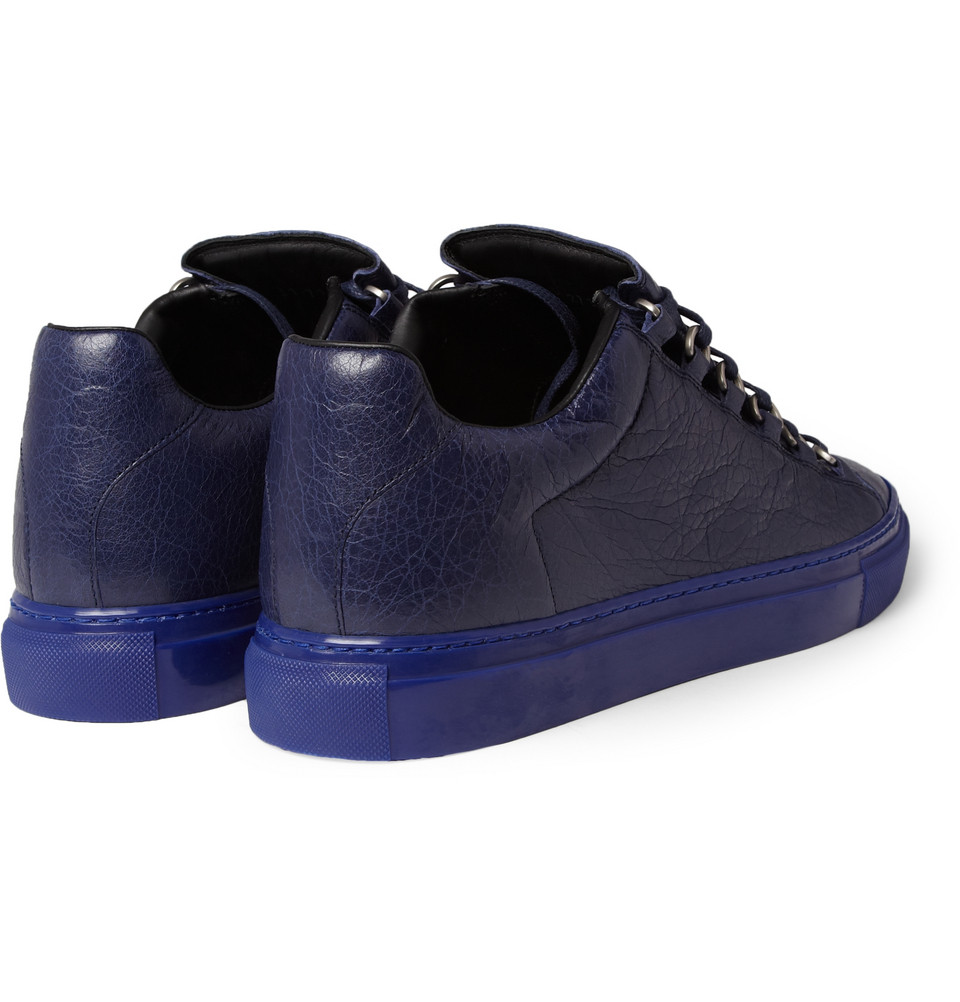 balenciaga mens espadrilles in blue for men lyst
