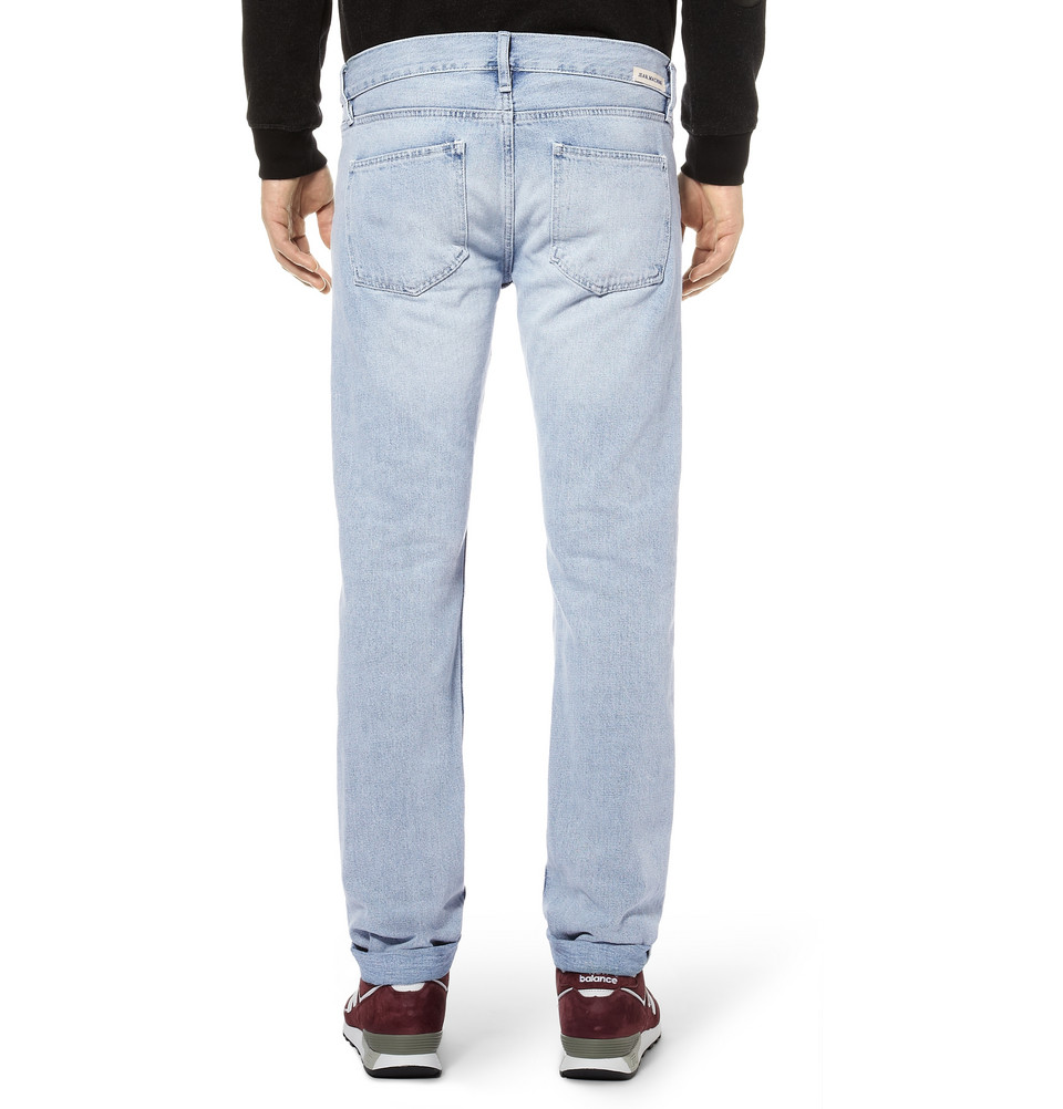 Jean.machine Jm1 Slimfit Jeans in Blue for Men