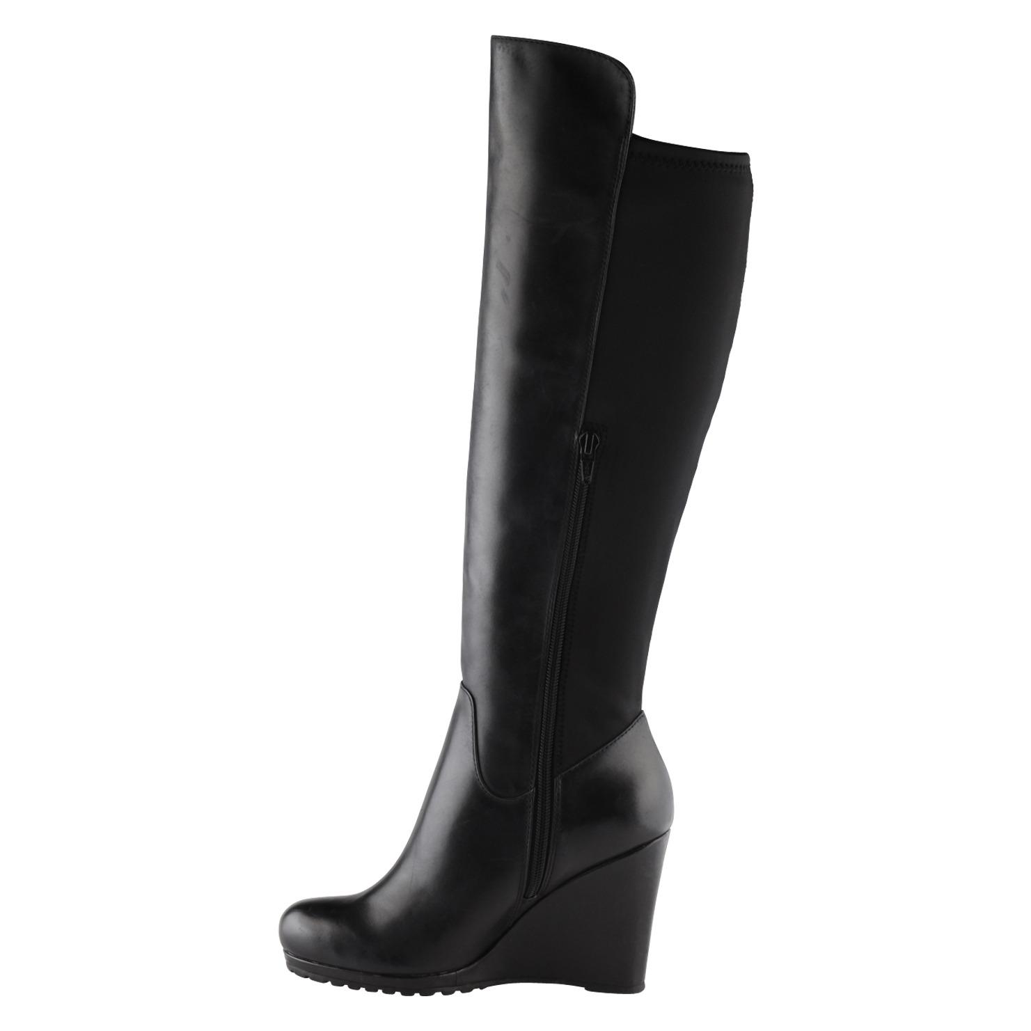 ALDO Sigla Black Boots