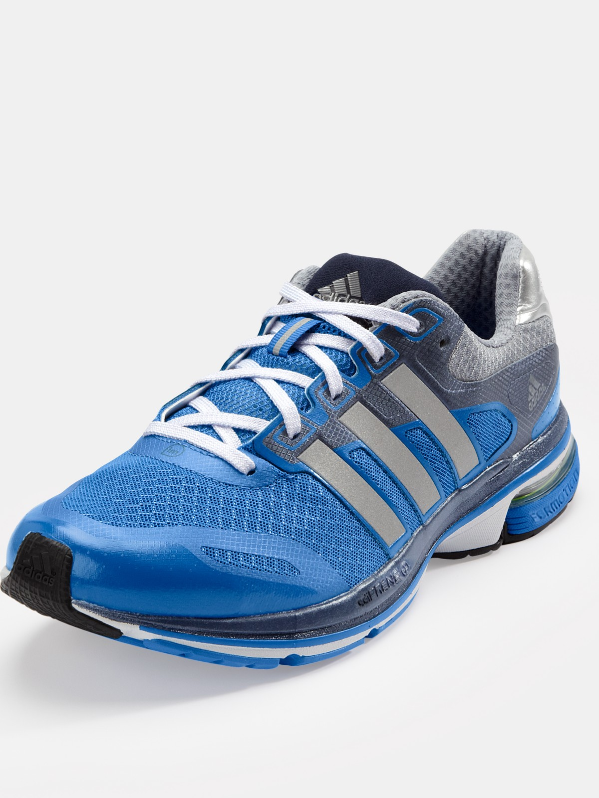 Adidas Supernova Glide Trainers in Gray for Men (blue
