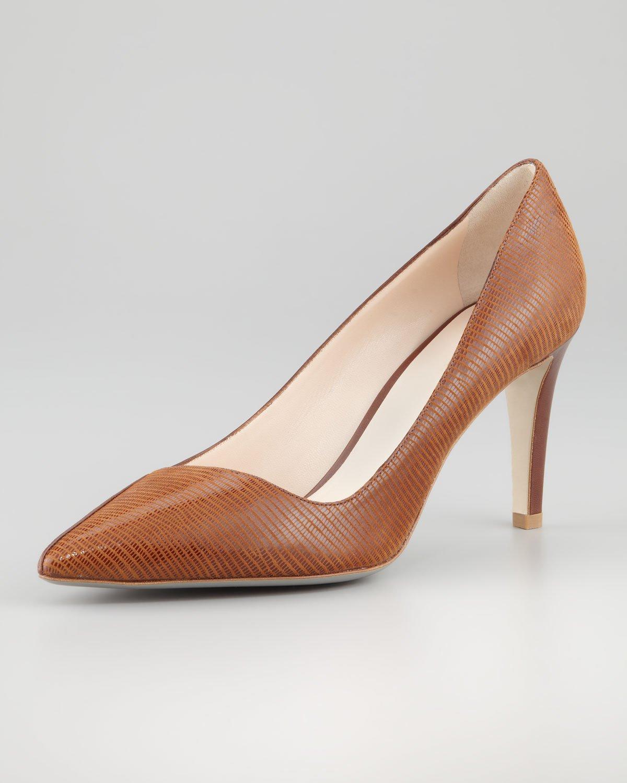 Armani Shoes Brown
