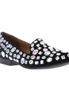 Jeffrey Campbell Studded Loafer - Lyst