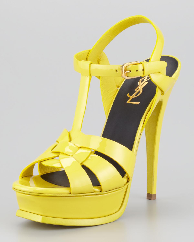 ysl tribute sandal sale