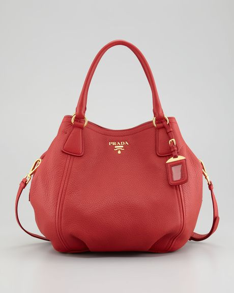 cd9d10e98983 Prada Vitello Daino Tote Bag | Stanford Center for Opportunity ...