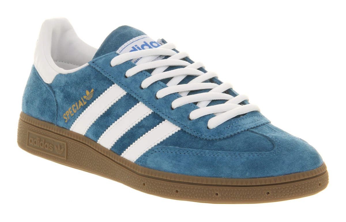 Spezial Blue Running White