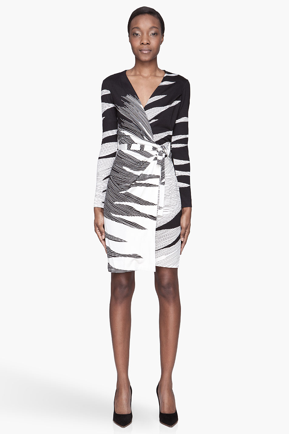 Dvf Wrap Dress For Sale View Fullscreen