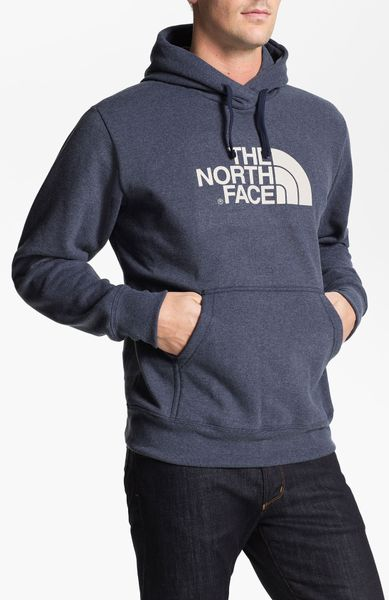 The North Face Half Dome Hoodie in for Men (deep water blue heather