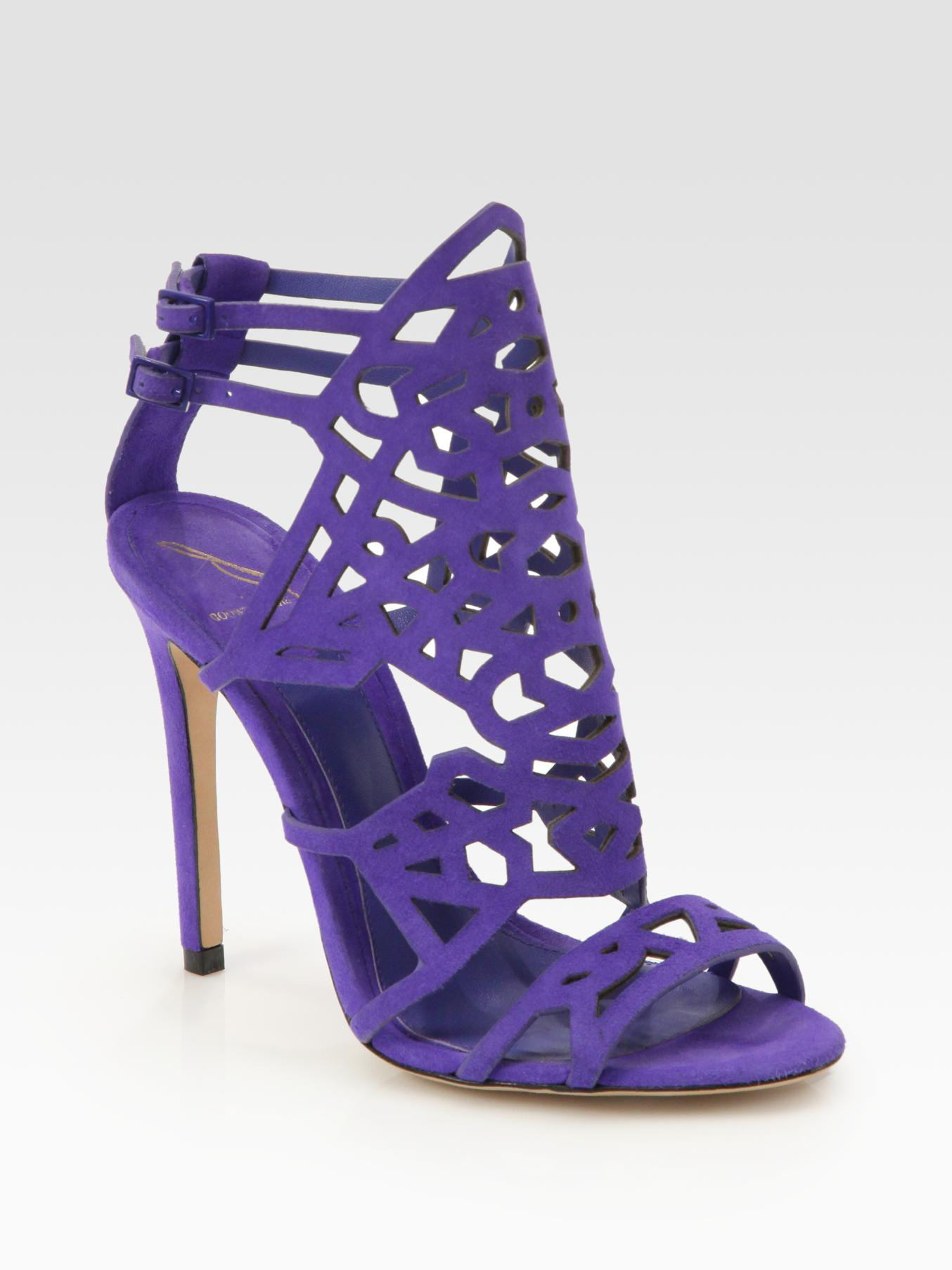B Brian Atwood Wedding Shoes