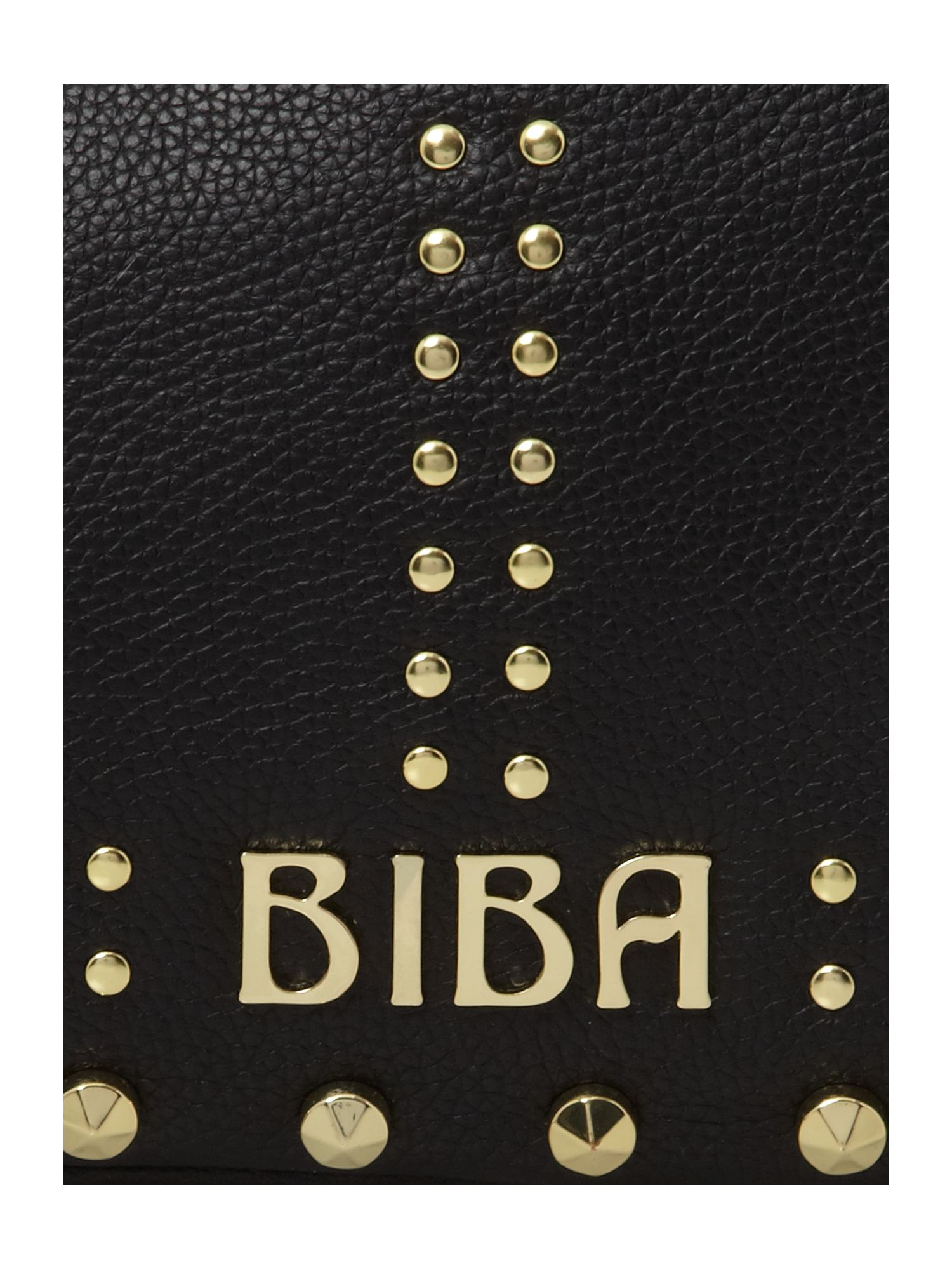 Biba Elise Cross Body Bag in Black