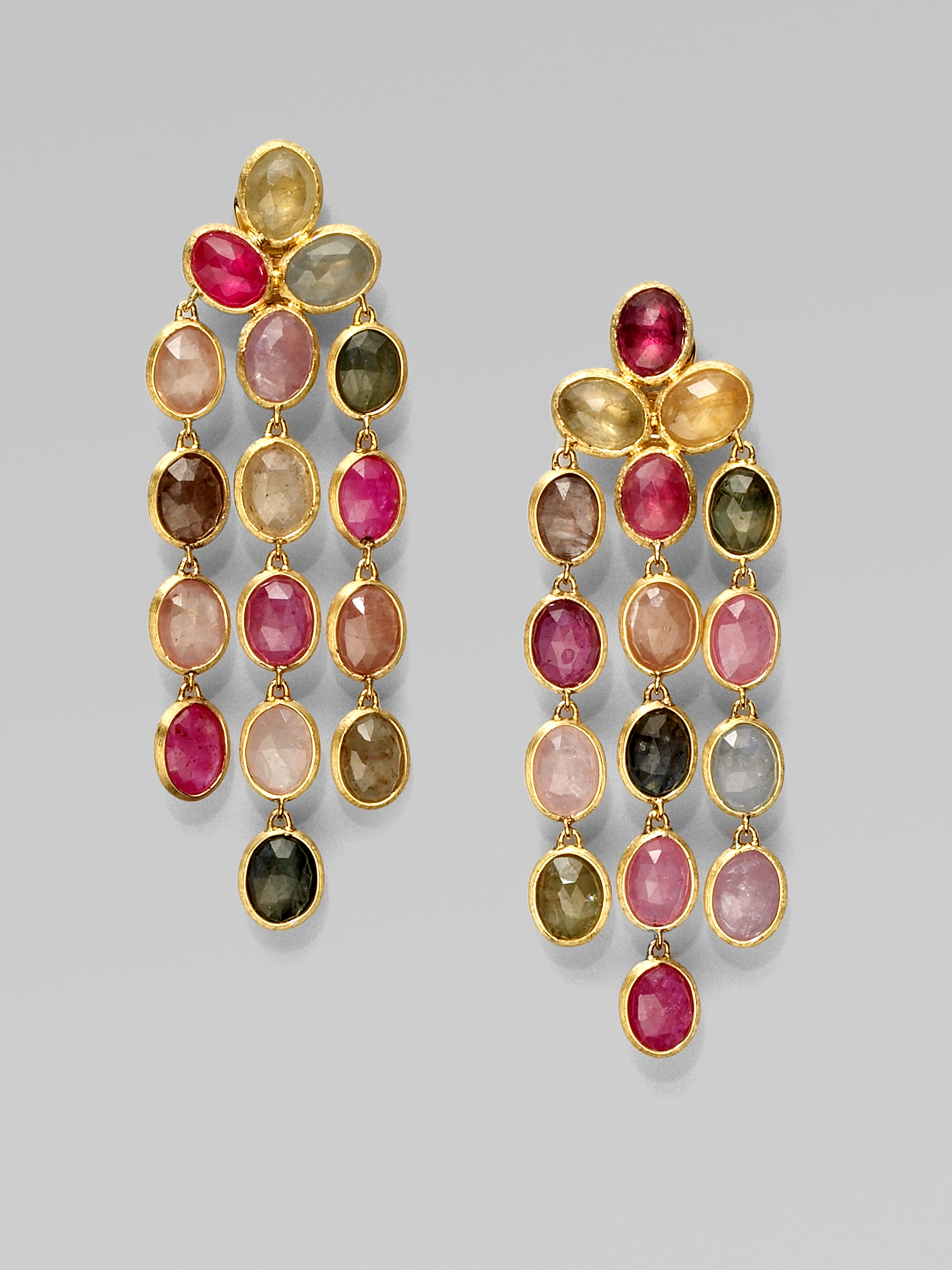 j bulgari z at sapphires sale jewelry multi colored earrings and for diamond pearl hoop id lovely
