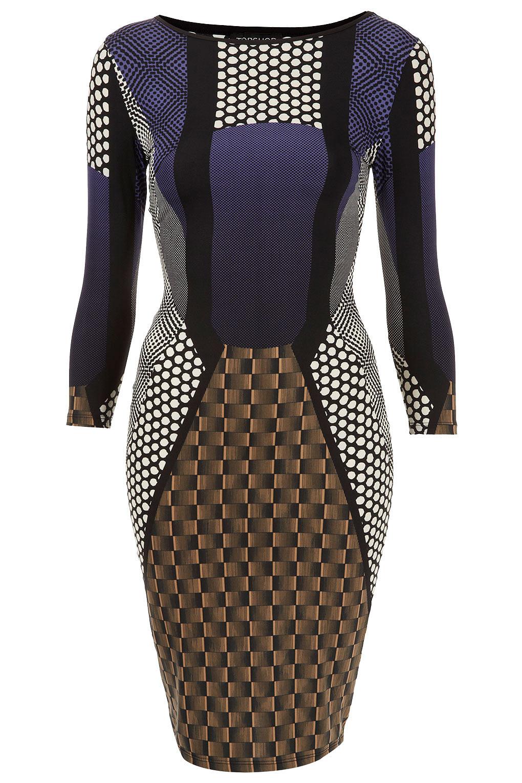 Topshop Bodycon Dress