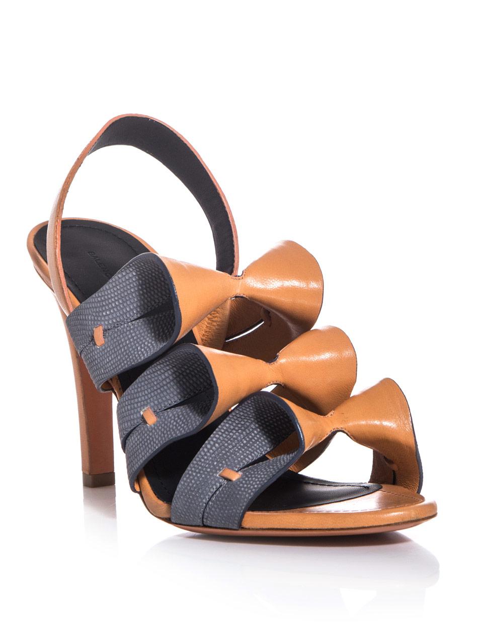 Balenciaga Origami Balenciaga Origami Sandals Sandals Gray Gray EH29eWYIbD