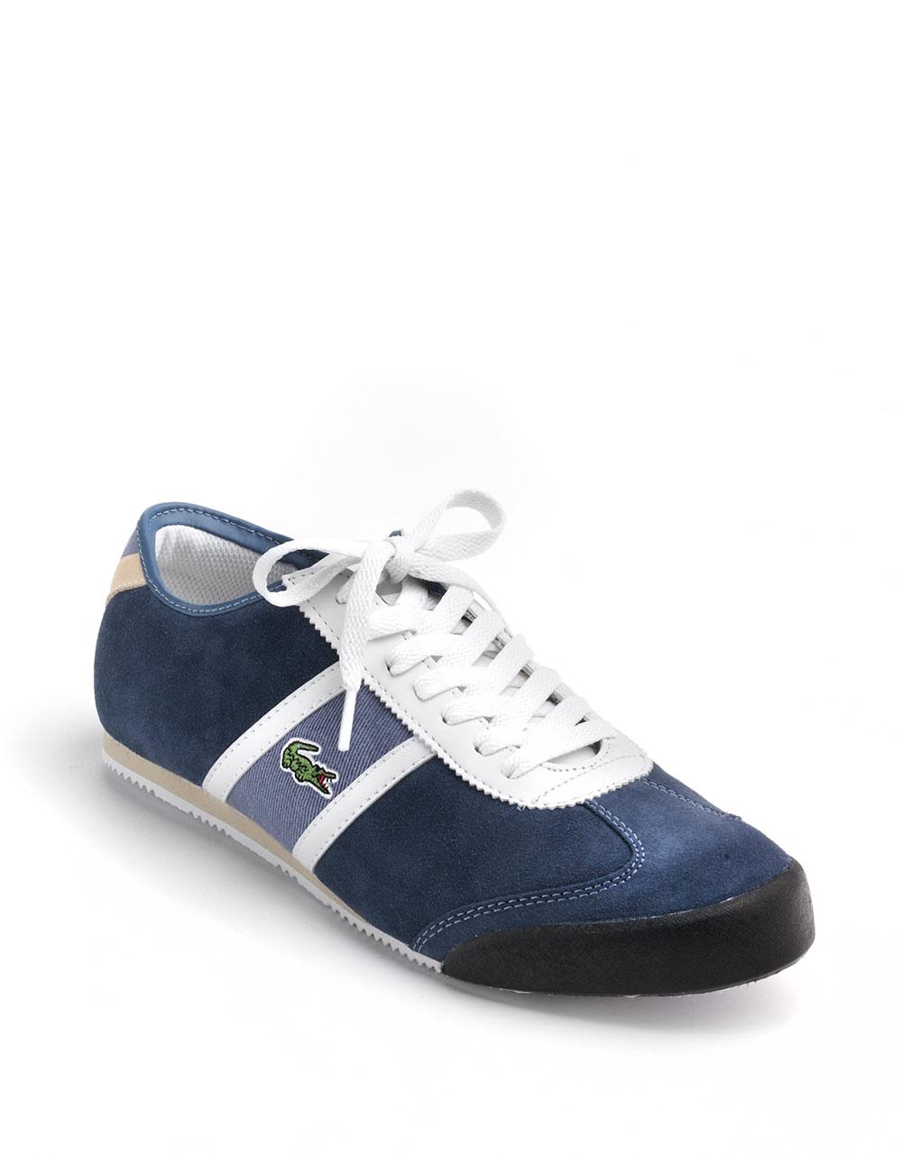 Lacoste Tourelle Sneakers in Blue for Men   Lyst
