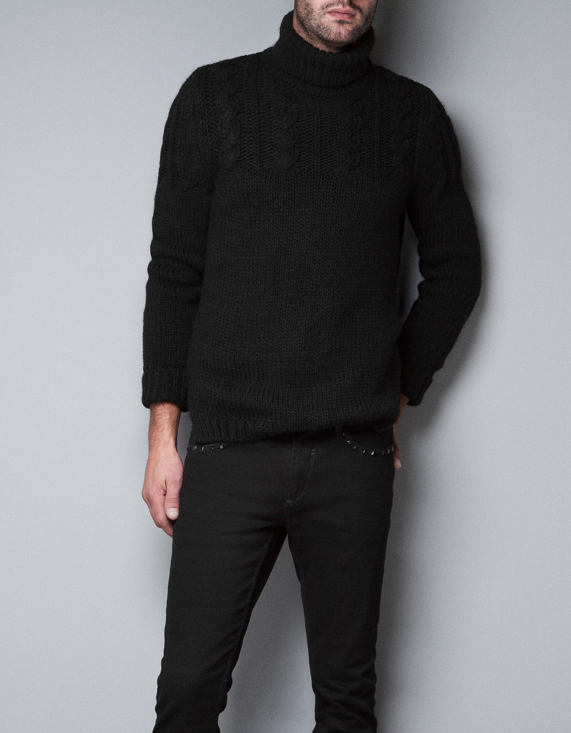 Zara Men'S Sweater 116