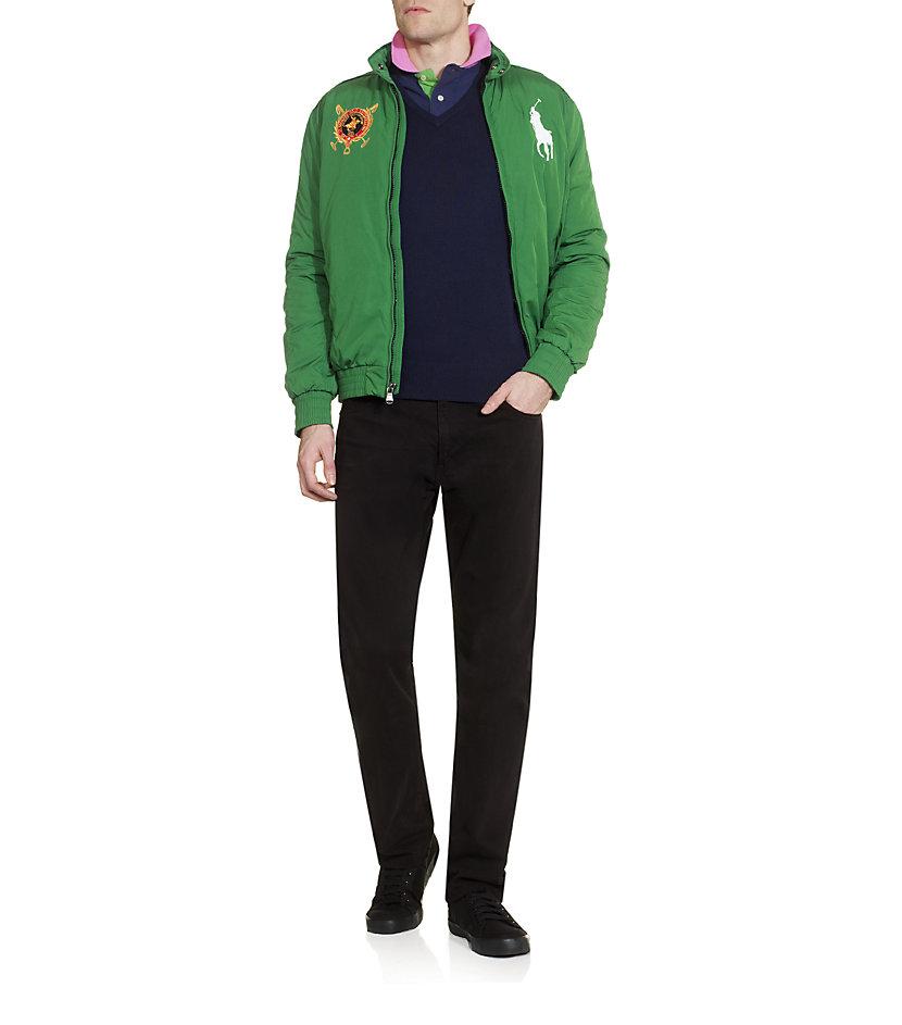 Polo Ralph Lauren Stuttgart Race Jacket For Men | Lyst