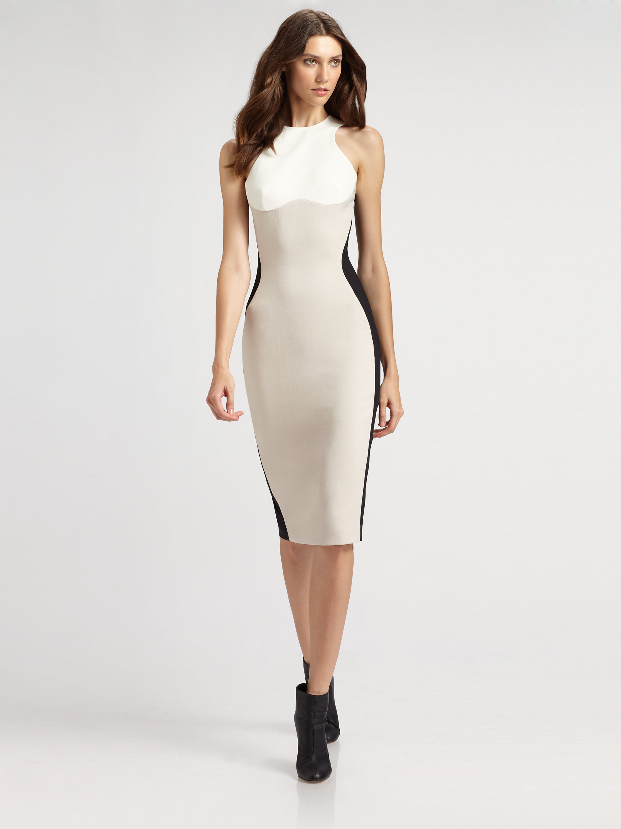 Stella McCartney Colorblock Dress