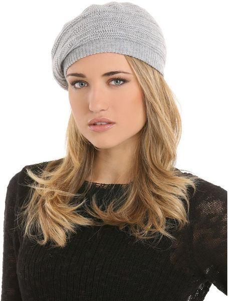 Guess Knit Basque in Gray (grey)